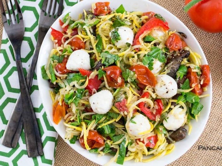 Margherita Pasta Salad