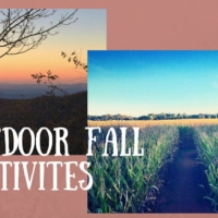 10 fall outdoor activities with a big tree turning fall colors