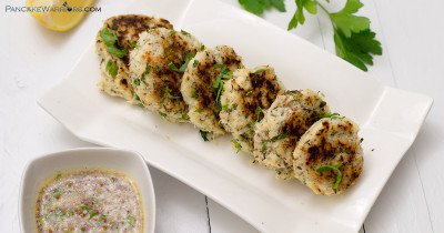 simple paleo crab cake recipe