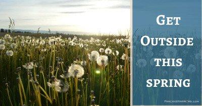 12 Outdoor Spring Activites