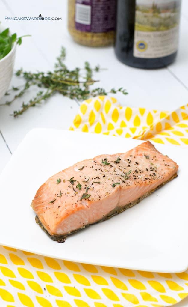 salmon recipe is gluten free