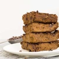 Simple, healthy and intensely chocolatey, these are the world's best gluten free sweet potato brownies! Gluten free, grain free, vegan and paleo-ish dessert recipe! | bitesofwellness.com