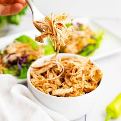 Whole30 Slow Cooker Cajun Chicken Recipe