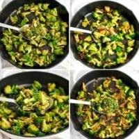 4 Healthy broccoli recipes in cast iron skillets