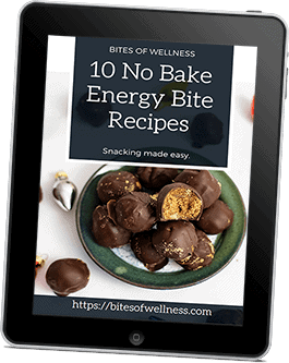 get my 10 no-bake energy bites recipe ebook by signing up for my newsletter