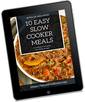get my 10 easy slow cooker recipes ebook by signing up for my newsletter