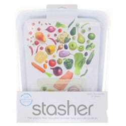 Stashers food grade freezer storage bags